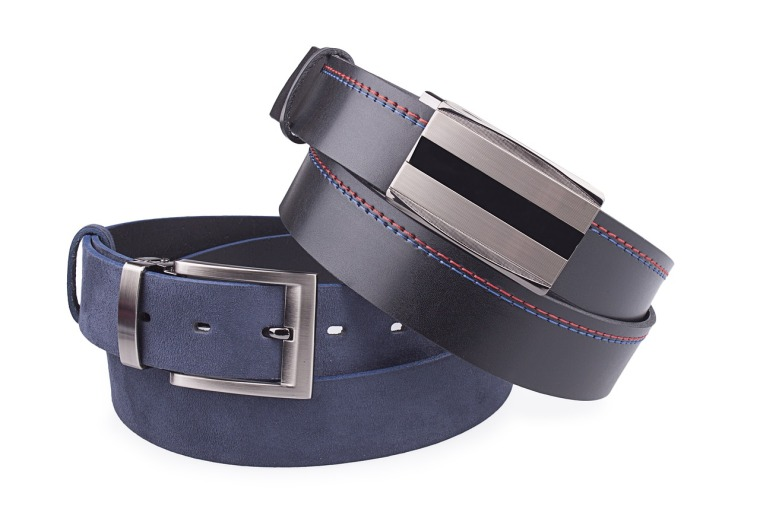Two Casual Belts