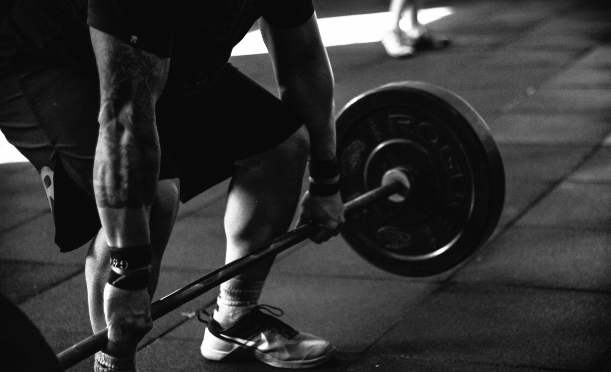 Building Muscle Deadlift