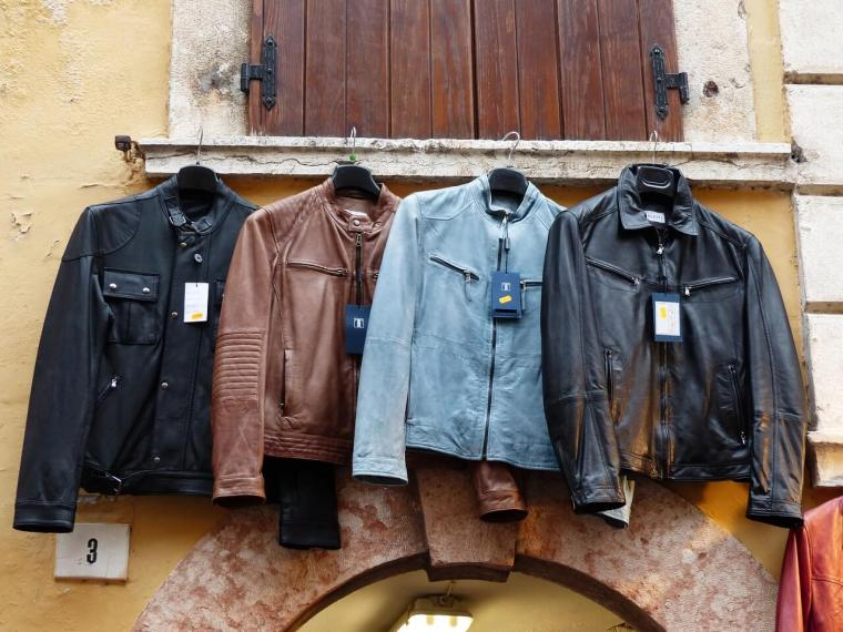 Mens Fall Leather Jackets